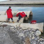 Η Διασωστική Ομάδα Πιερίας ξεκίνησε έρευνες για τον αγνοούμενο ψαρά από την Μεθώνη.