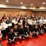 Μέλη της Διασωστικής Ομάδας Πιερίας πιστοποιήθηκαν ως εκπαιδευτές από το ERC