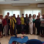 Παρουσίαση Καρδιοπνευμονικής Αναζωογόνησης από τη Διασωστική Ομάδα Πιερίας στο Κέντρο Ψυχικής Υγείας Κατερίνης
