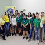 Επίσκεψη του Σώματος Ελλήνων Προσκόπων Κατερίνης στη Διασωστική Ομάδα Πιερίας