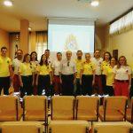 Μαθήματα Πυρόσβεσης και Πυροπροστασίας από την Πυροσβεστική Υπηρεσία Κατερίνης για τη Διασωστική Ομάδα Πιερίας και το τμήμα Σαμαρειτών του Ε.Ε.Σ.