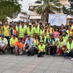 Η Διασωστική Ομάδα Πιερίας στην 11η Πανελλαδική Ποδηλατοπορεία
