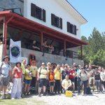 Η Διασωστική Ομάδα Πιερίας στην ανάβαση των Αστροφυσικών στον Όλυμπο