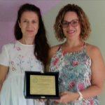 Ευχαριστήριο από τη Διασωστική Ομάδα Πιερίας προς την κ. Ζάχος Ελένη