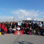 Η Διασωστική Ομάδα Πιερίας στον Υπερμαραθώνιο για τα Άτομα με Αναπηρία