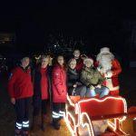 Η Διασωστική Ομάδα Πιερίας στο Χριστουγεννιάτικο Χωριό του Κόσμου