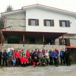 Παρουσίαση Α΄ Βοηθειών από τη Διασωστική Ομάδα Πιερίας στο Καταφύγιο της Κορομηλιάς