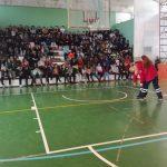 Παρουσίαση Α΄ Βοηθειών από τη Διασωστική Ομάδα Πιερίας στο Γυμνάσιο του Αιγινίου και στο Γυμνάσιο της Περίστασης