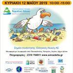 Η Διασωστική Ομάδα Πιερίας στον εθελοντικό καθαρισμό της παραλίας στην Αλυκή Κίτρους