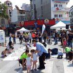Η Διασωστική Ομάδα Πιερίας στην Ευρωπαϊκή Ημέρα Χωρίς Αυτοκίνητο