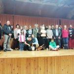 """Παρουσίαση Α΄ Βοηθειών από τη Διασωστική Ομάδα Πιερίας στον Σύλλογο Εθελοντισμού """"Κυψέλη"""" Μεθώνης"""