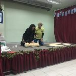 Παρουσίαση Α' Βοηθειών από τη Διασωστική Ομάδα Πιερίας