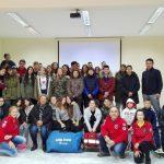 ''Παρουσίαση Α΄ Βοηθειών από τη Διασωστική Ομάδα Πιερίας στο Γυμνάσιο των Αλωνίων ''