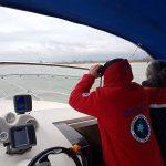 Συνεχίστηκαν και σήμερα (11/2) οι έρευνες για τον χαμένο ψαρά από την Μεθώνη.