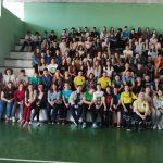 Παρουσίαση Α΄ Βοηθειών από τη Διασωστική Ομάδα Πιερίας στο Γυμνάσιο του Αιγινίου