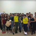 Επίσκεψη του τμήματος Κομμωτικής Τέχνης της ΕΠΑ.Σ Μαθητείας του ΟΑΕΔ Κατερίνης στη Διασωστική Ομάδα Πιερίας