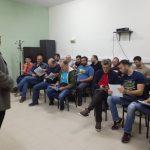 Η Διασωστική Ομάδα Πιερίας ενημερώθηκε από τον κ. Χρήστο Ρίζο για το Φωνητικό Αλφάβητο και τις Επικοινωνίες σε καταστάσεις Εκτάκτων Αναγκών