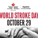Παγκόσμια Ημέρα κατά του Εγκεφαλικού Επεισοδίου