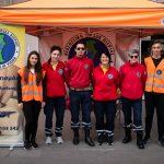 Η Διασωστική Ομάδα Πιερίας στην 12η Πανελλαδική Ποδηλατοπορεία