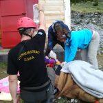 Διάσωση Ορειβατών στον Όλυμπο