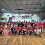 Η Διασωστική Ομάδα Πιερίας στον φιλικό αγώνα βόλεϊ για τον Σακχαρώδη Διαβήτη