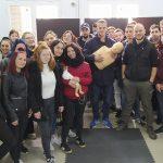 Επίσκεψη ΕΠΑΣ Μαθητείας του ΟΑΕΔ στη Διασωστική Ομάδα Πιερίας