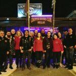 Παρουσίαση Α' Βοηθειών και Τεχνικής Αφαίρεσης Κράνους από τη Διασωστική Ομάδα Πιερίας στο Chopper Riders Club