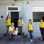 Πιστοποίηση μελών της Διασωστικής Ομάδας Πιερίας με σκοπό την εκπαίδευση του κοινού πάνω στη Βασική Υποστήριξη της Ζωής σε Παιδιά και Βρέφη