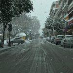 Σε διαρκή επιχειρησιακή δράση ο μηχανισμός του Δήμου Κατερίνης για την αντιμετώπιση του χιονιά