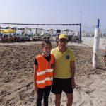 Η Διασωστική Ομάδα Πιερίας στο τουρνουά Beach Volley Juniors Regional